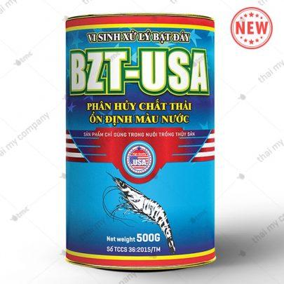 BZT-USA, Vi sinh xử lý bạt đáy, phân hủy chất thải, ổn định màu nước