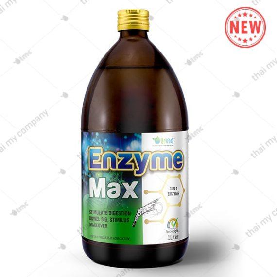 ENZYME MAX, Enzyme 3 trong 1, kích thích tiêu hóa nong to đường ruột kích thích lột xác